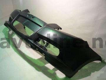 Бампер (накладка) передний Авео T255 Хэтчбек