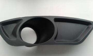 Заглушка противотуманной фары правая (с отверстием под ПТФ) Нексия N150