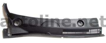Дефлектор под лобовое стекло правый Авео Т250