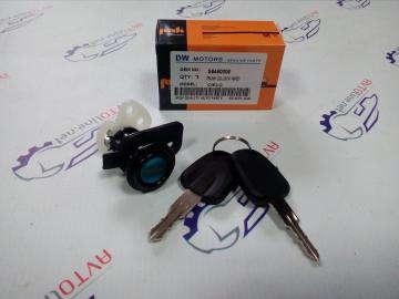 Замок крышки багажника с ключами (личинка) Нексия
