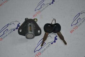 Замок крышки багажника с ключами (личинка) Ланос, Сенс седан