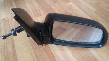 Зеркало правое механическое без подогрева в сборе Авео Т200, Т255