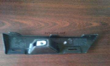 Кронштейн переднего бампера боковой правый Ланос