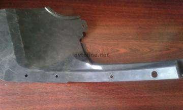 Подкрылок задний левый Авео (T255) Хэтчбек