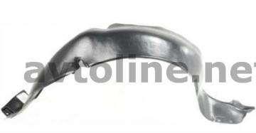 Подкрылок передний правый Авео (T200)