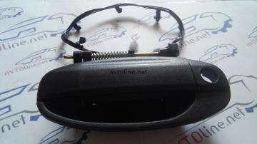 Ручка двери наружная передняя левая Авео Т200,Т255