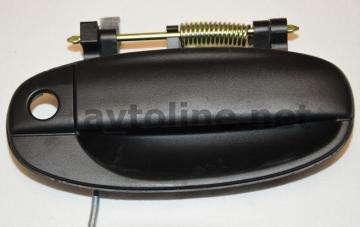 Ручка двери наружная передняя правая Авео Т200,Т255