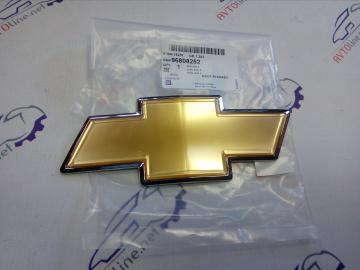 Эмблема Chevrolet Авео T255 Хэтчбек