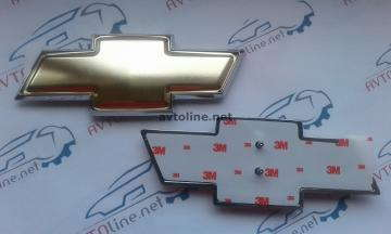Эмблема крышки багажника крест Авео (Т200), Лачетти