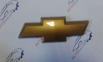 Эмблема решетки радиатора (крест) Авео T250, Т255