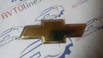 Эмблема решетки радиатора (крест) Авео Т200, Лачетти, Такума
