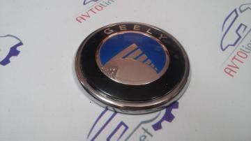 эмблема крышки багажника Джили CK, MK, MK2, MK Кросс