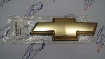 Эмблема решетки радиатора (крест) Авео T250 1.6 Шанхайка