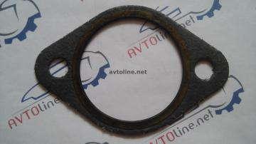 Прокладка резонатора и приемной трубы Авео