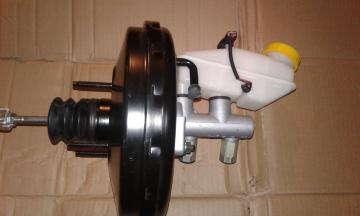 Цилиндр главный тормозной с вакуумом Авео
