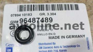 Кольцо форсунки уплотнительное верхнее Лачетти 1,8 LDA