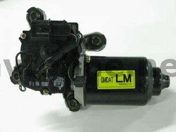Мотор (двигатель) стеклоочистителя Ланос