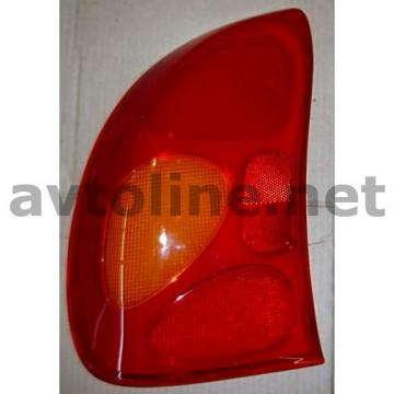 Стекло заднего фонаря левое Ланос (T150)