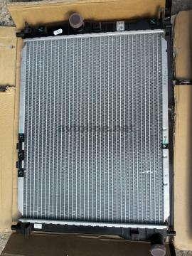Радиатор охлаждения основной Ланос