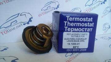 Термостат (вкладыш) Ланос, Авео, Нексия 1.5 Ланос 1.4 (83C)