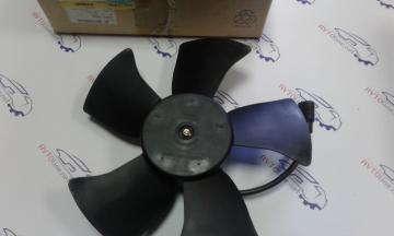 Вентилятор радиатора кондиционера Леганза