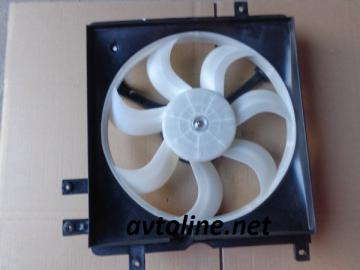 вентилятор Джили(CK)радиатора основной(в сборе)