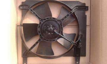 Вентилятор радиатора основной Ланос