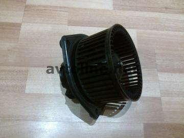 Мотор (вентилятор) отопителя с крыльчаткой Ланос, Сенс, Нубира