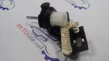 Привод тросика переключателя температуры отопителя Авео