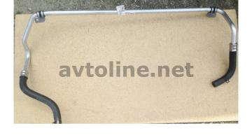 Патрубок гидроусилителя от бачка к насосу Авео