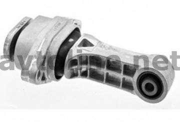 Подушка двигателя левая задняя Авео 1.5 МКПП