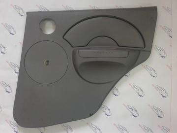 Дверная карта задняя правая (серая) Авео Т200