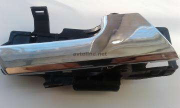 Ручка двери внутренняя левая, хром Авео Т250