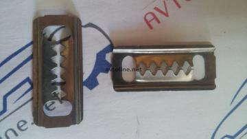 Клипса металическая (лезвие) бампера Нексия, Эсперо