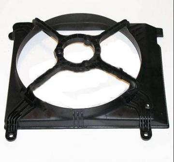 Диффузор основного вентилятора без кондиционера Ланос