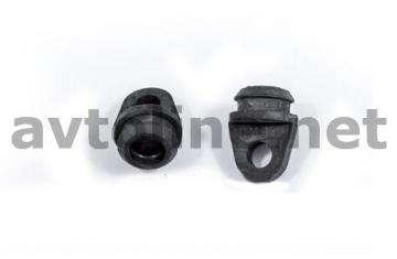 Заглушка щитка тормозного задняя (резиновая) Ланос, Авео