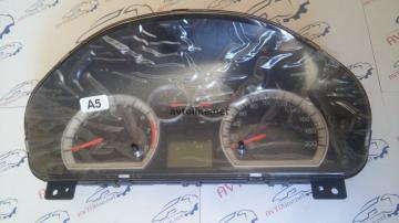 Комбинация приборов черная (диапазон 200 км) Авео T250