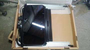 Люк крыши в сборе с электороприводом (Серый) Авео 3 Т250