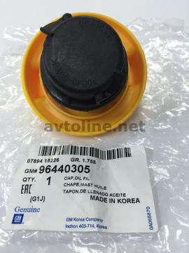 Крышка маслозаливной горловины Лачетти 1.8 LDA