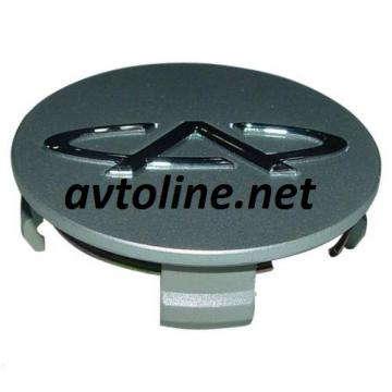 колпак колесного диска Чери QQ под легкосплавный диск (66мм)