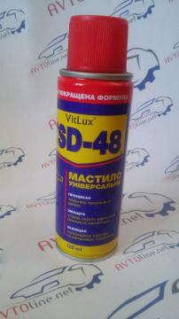 Смазка универсальная TSD-48 (125 мл)