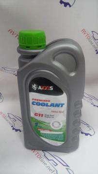 Антифриз (зеленый) Green G11 Coolant 1 л