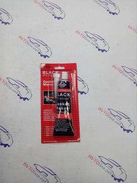 Герметик прокладка (черный) 85 гр